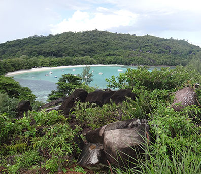 Seychelles national parks